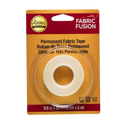 Aleene's® Fabric Fusion® Permanent Fabric Tape