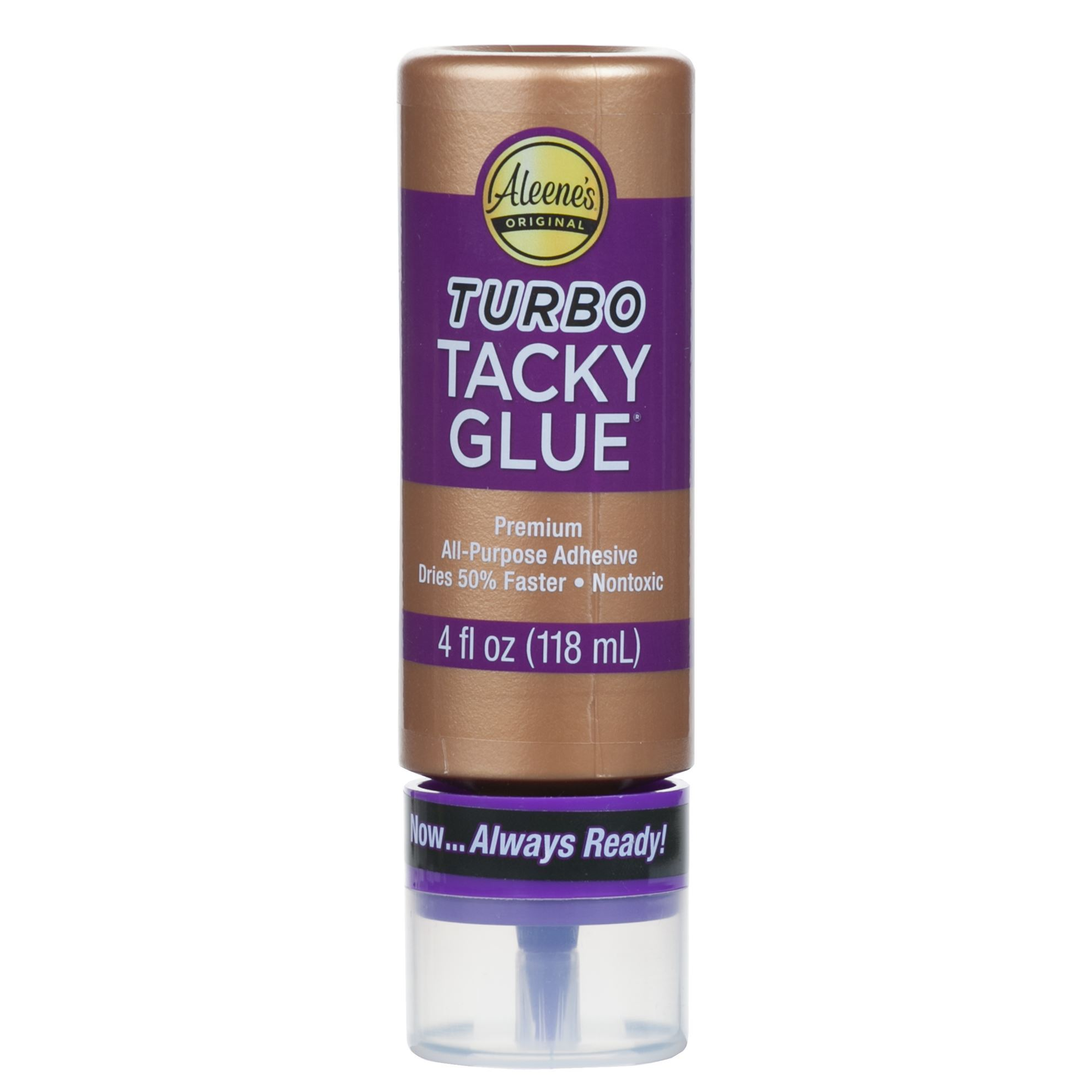 Always Ready Turbo Tacky Glue 4 oz.