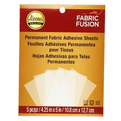 Aleene's® Fabric Fusion® Peel & Stick Sheets