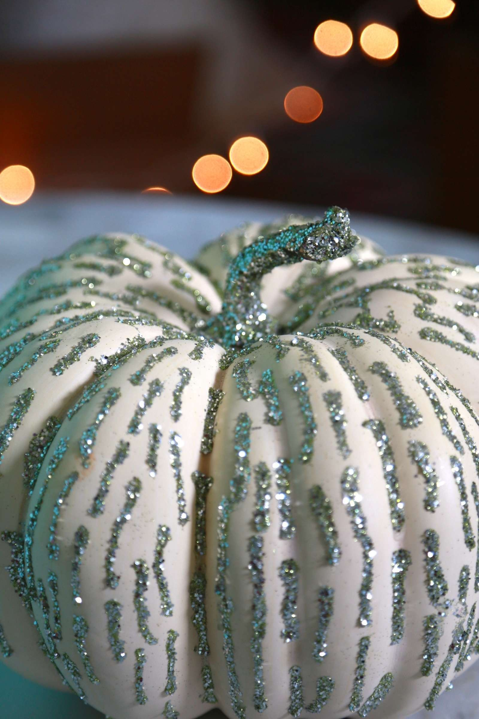 Picture of Glitter Dash Pumpkin