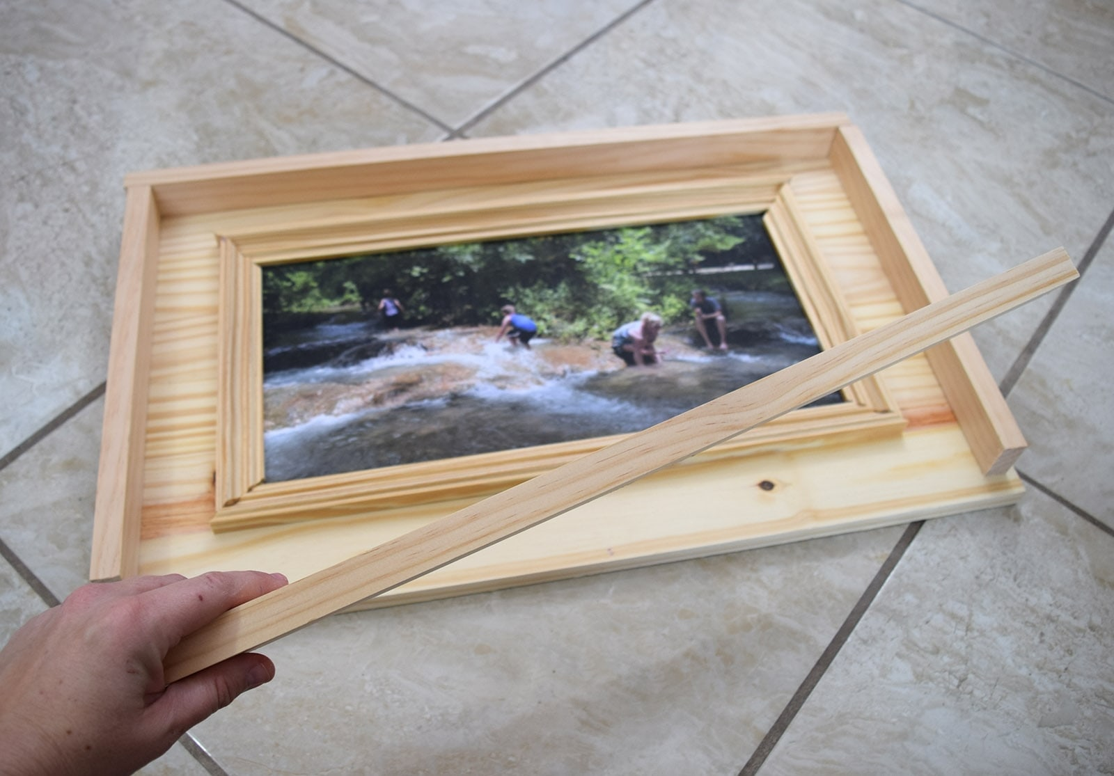 Picture of Memory Keeping Shadowbox