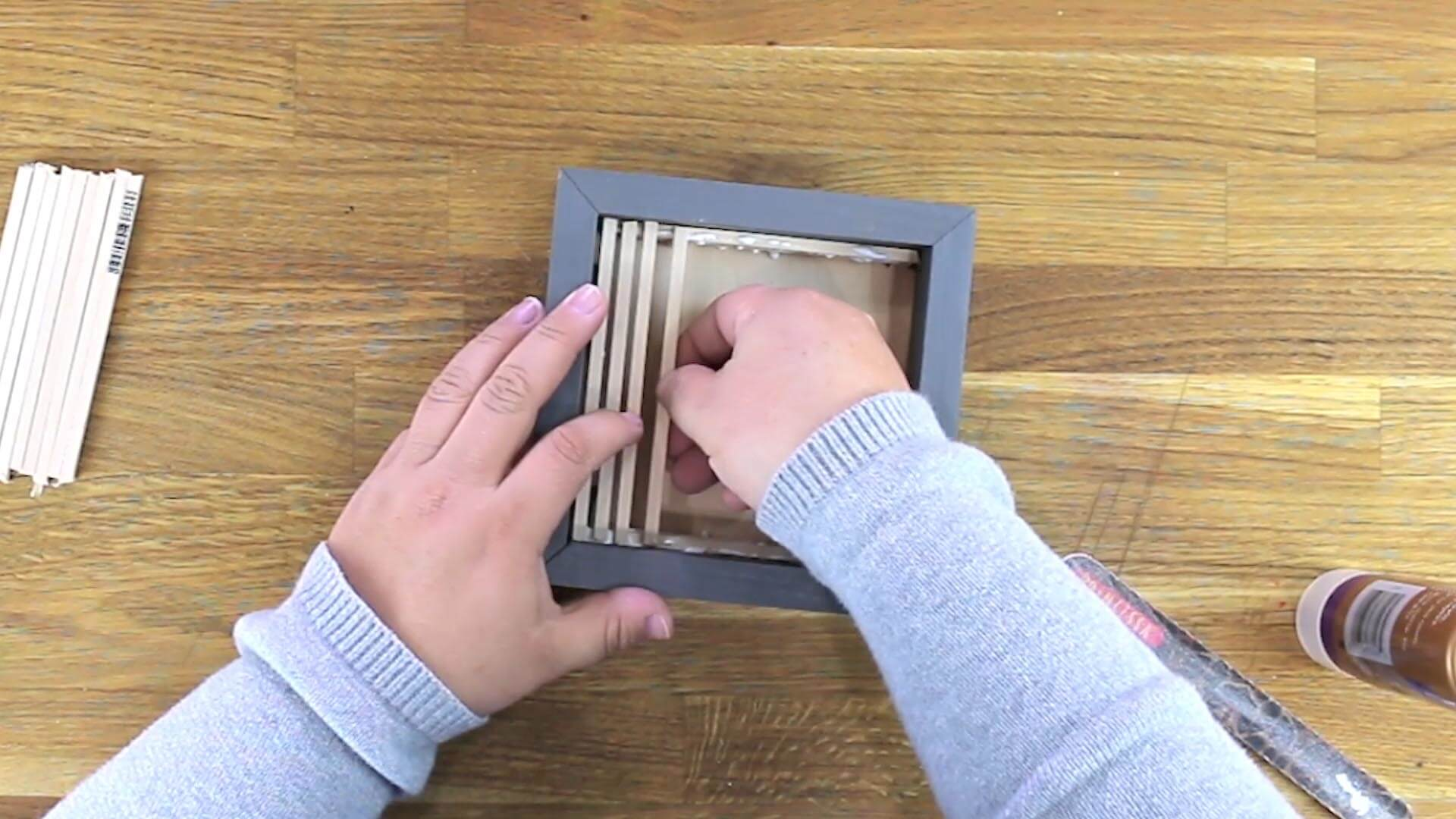 how to make a felt letter board