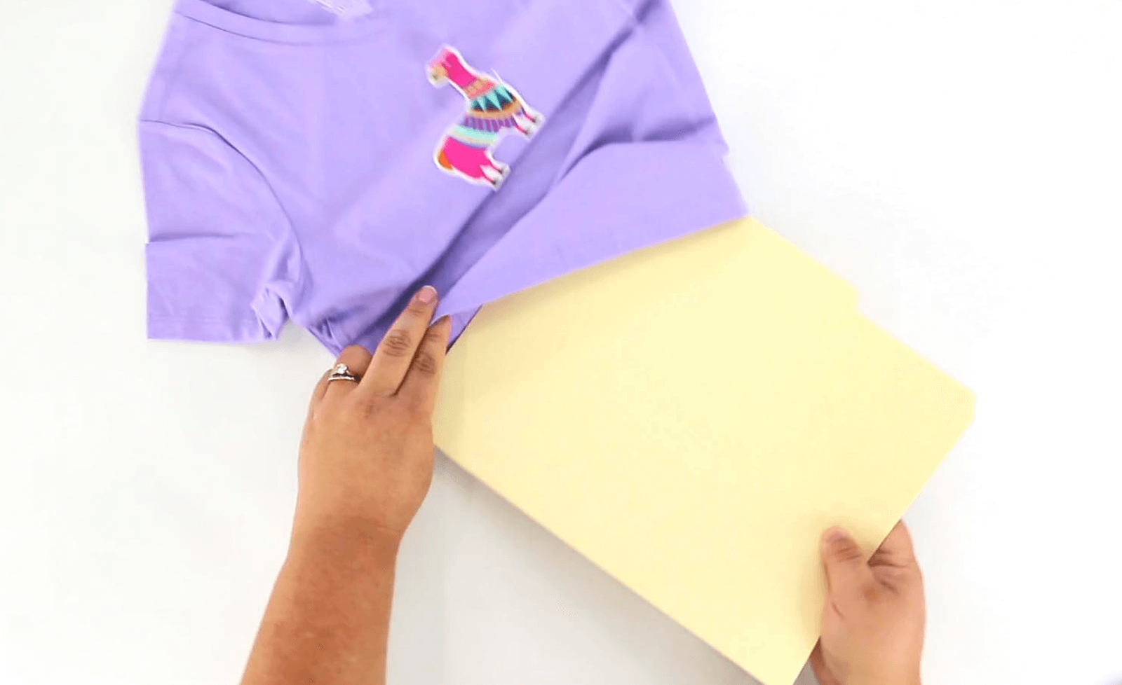 Picture of No Sew T-Shirt Applique
