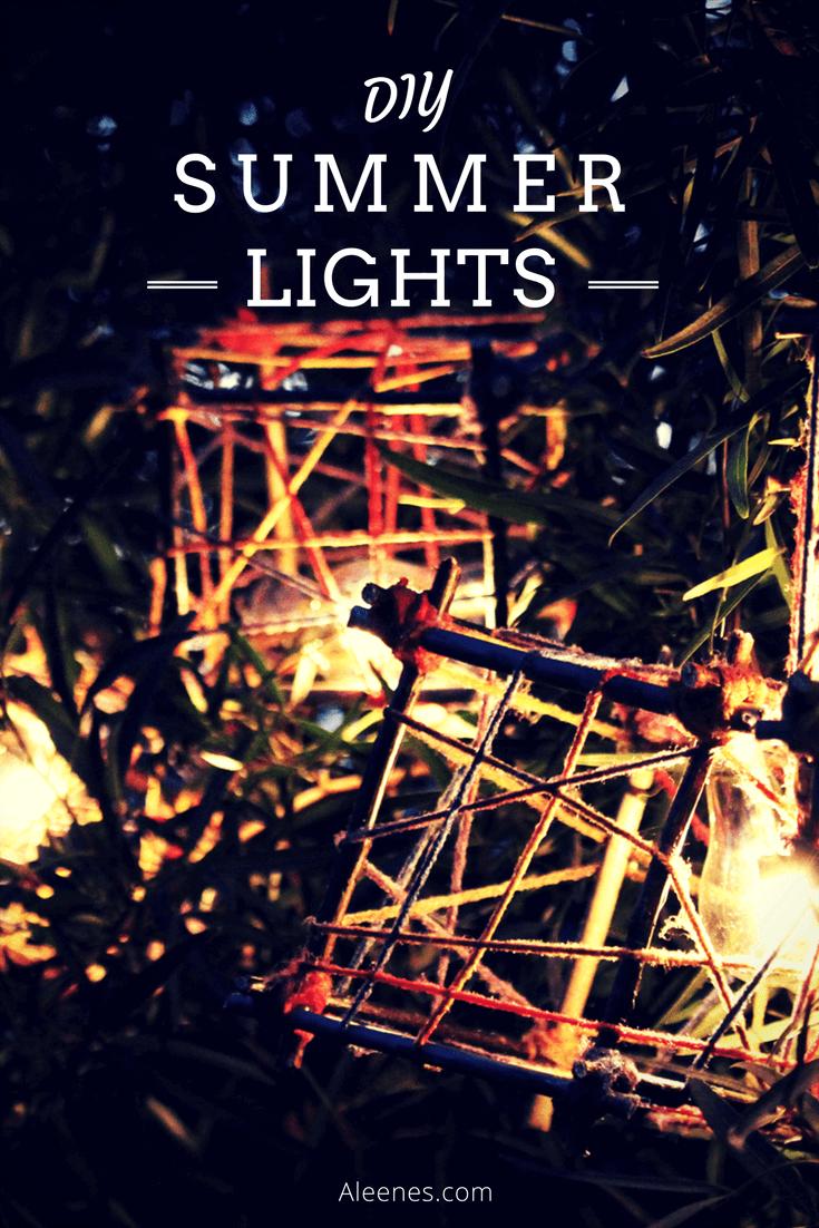 Picture of Summer Soirée String Lights DIY