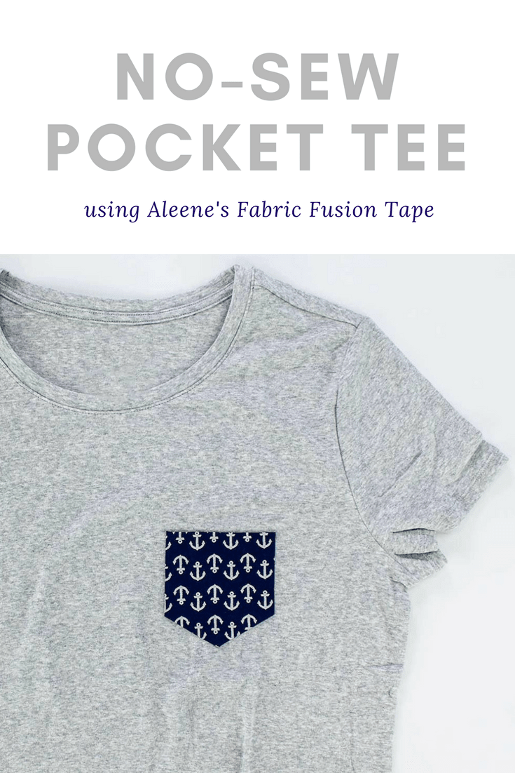 Picture of No-Sew Pocket Tee