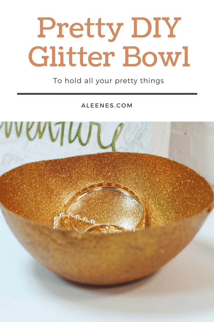 Picture of Glitter Bowl
