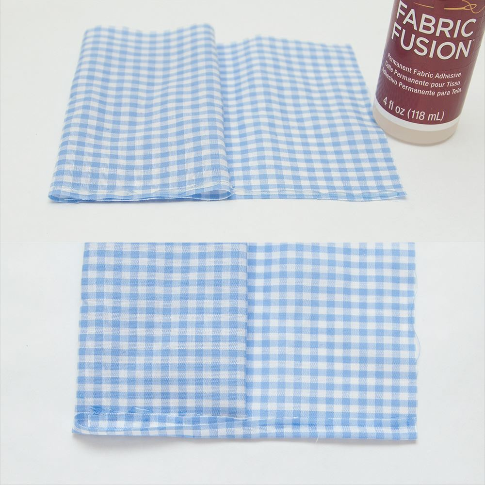 Picture of Gingham Flip Flops DIY