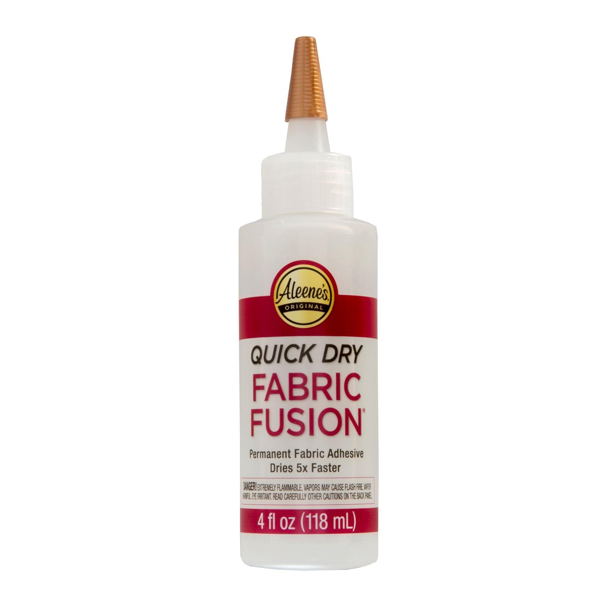 Aleene's® Quick Dry Fabric Fusion®