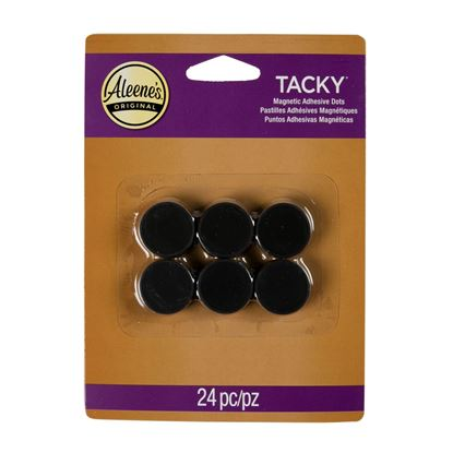 Magnetic Tacky Dots