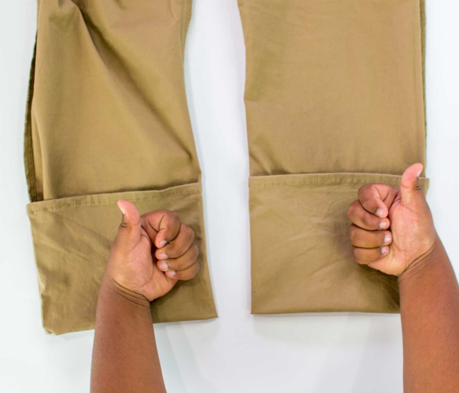 Picture of How to Hem Pants Fast