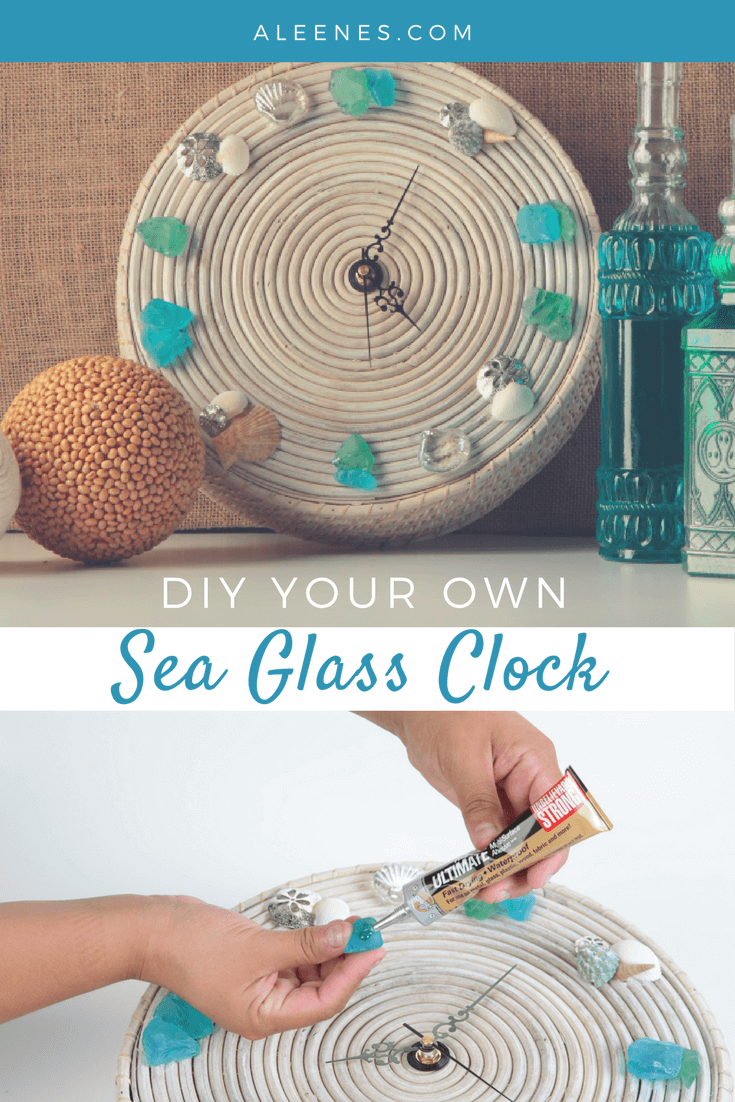 Picture of Time for the Beach Clock