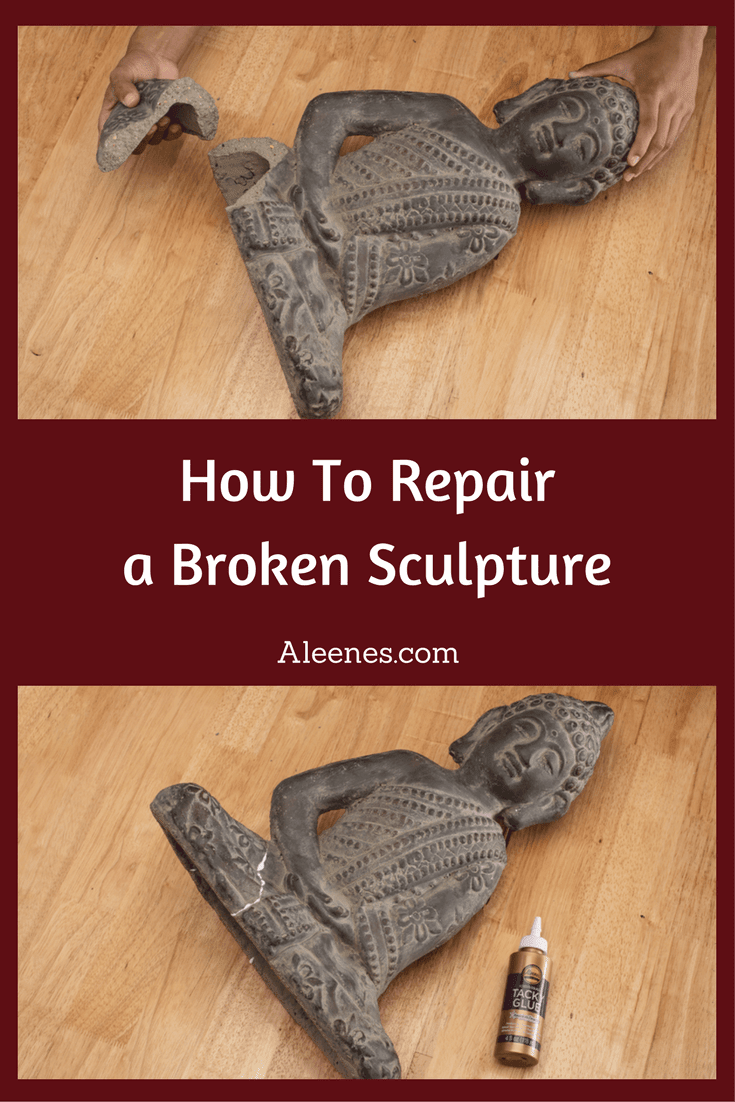 Picture of How to Repair a Broken Sculpture
