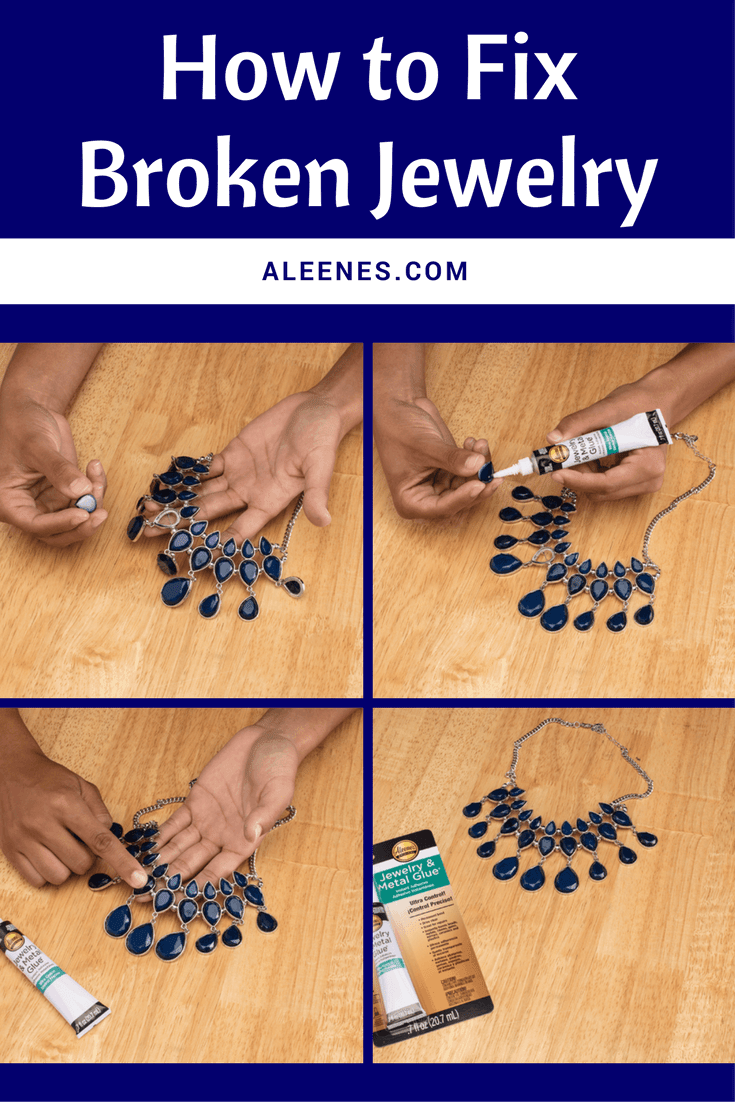 Picture of How to Fix Broken Jewelry