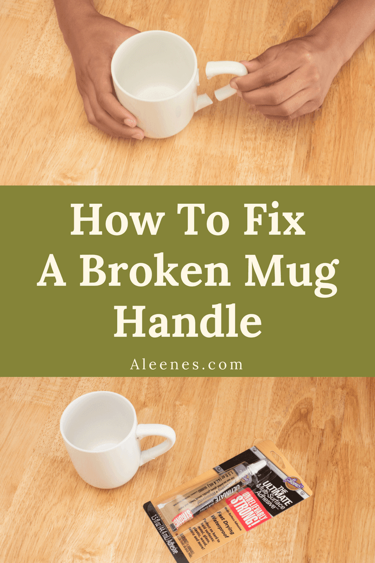 Picture of How to Fix a Broken Mug Handle
