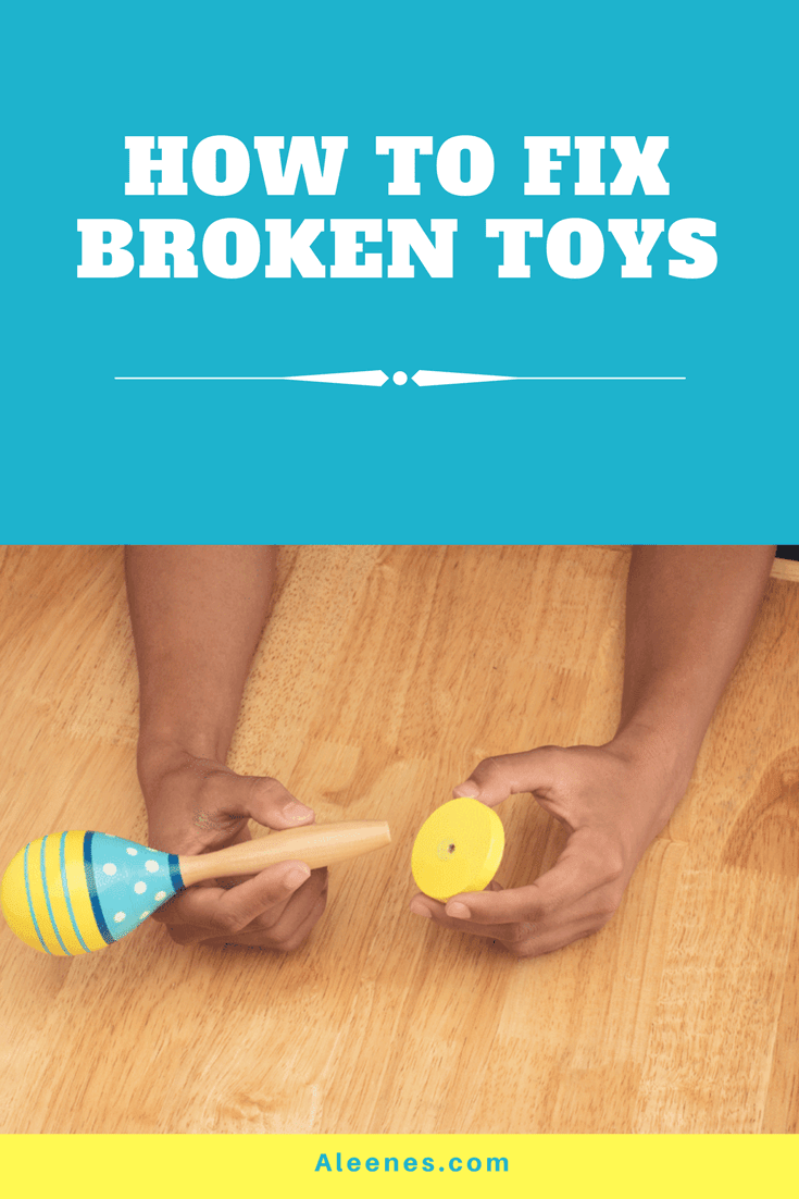 Picture of How to Fix Broken Toys