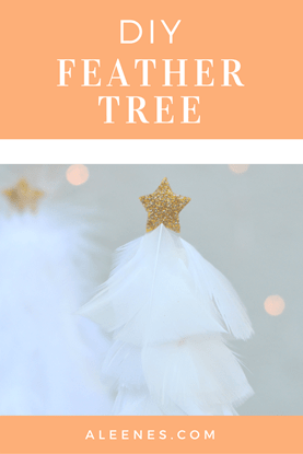 Picture of DIY Feather Tree