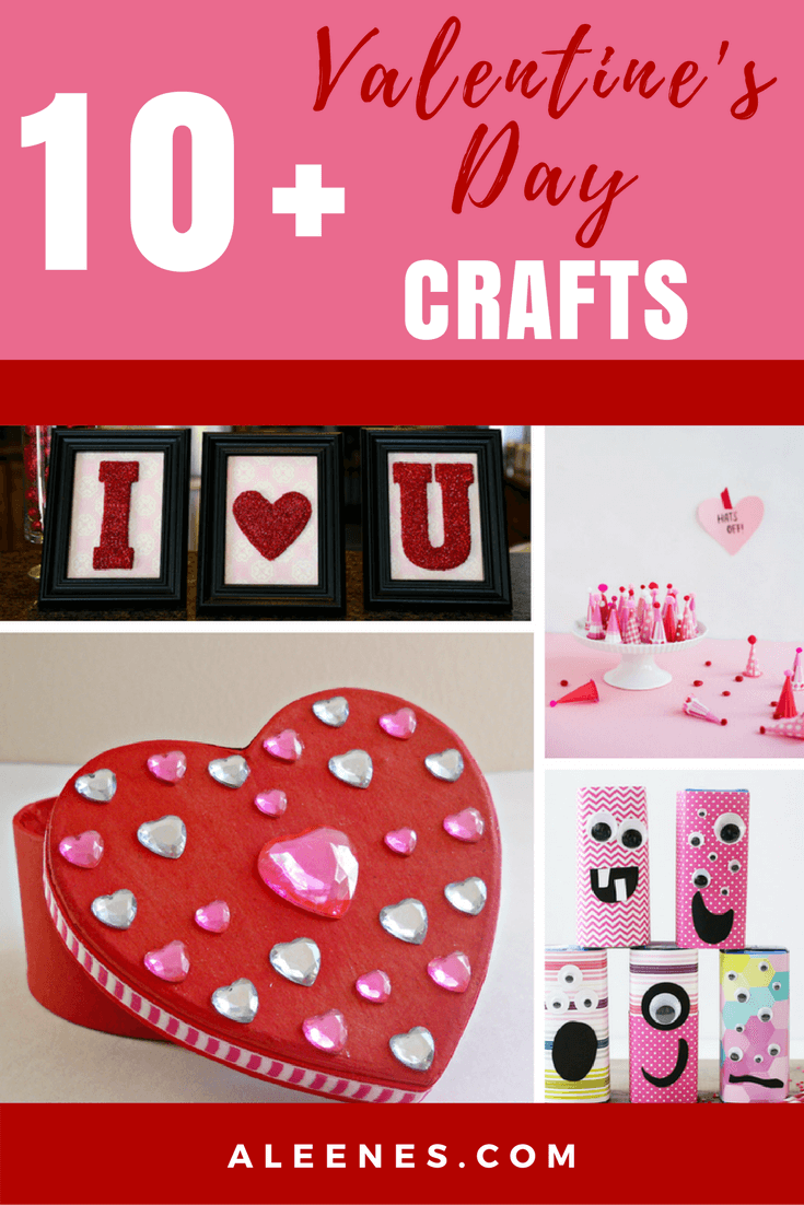 Picture of 10+ Valentine's Day Crafts