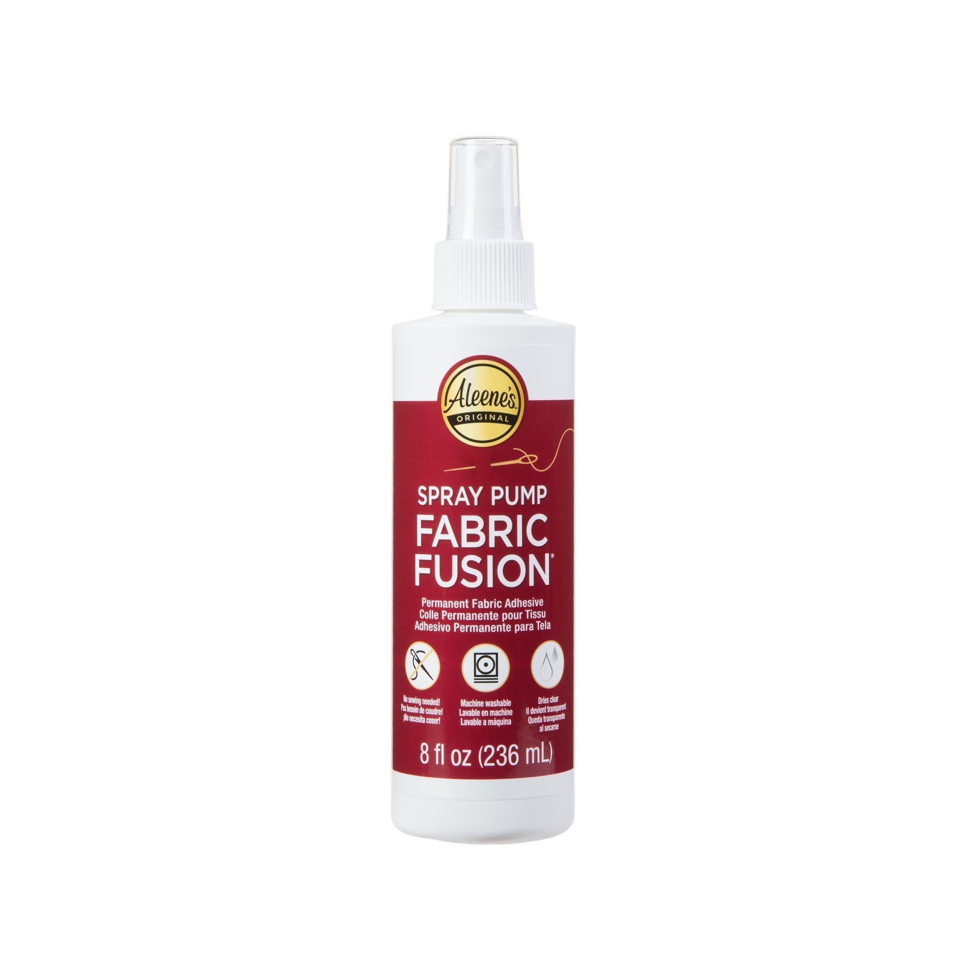Fabric Fusion Spray Pump