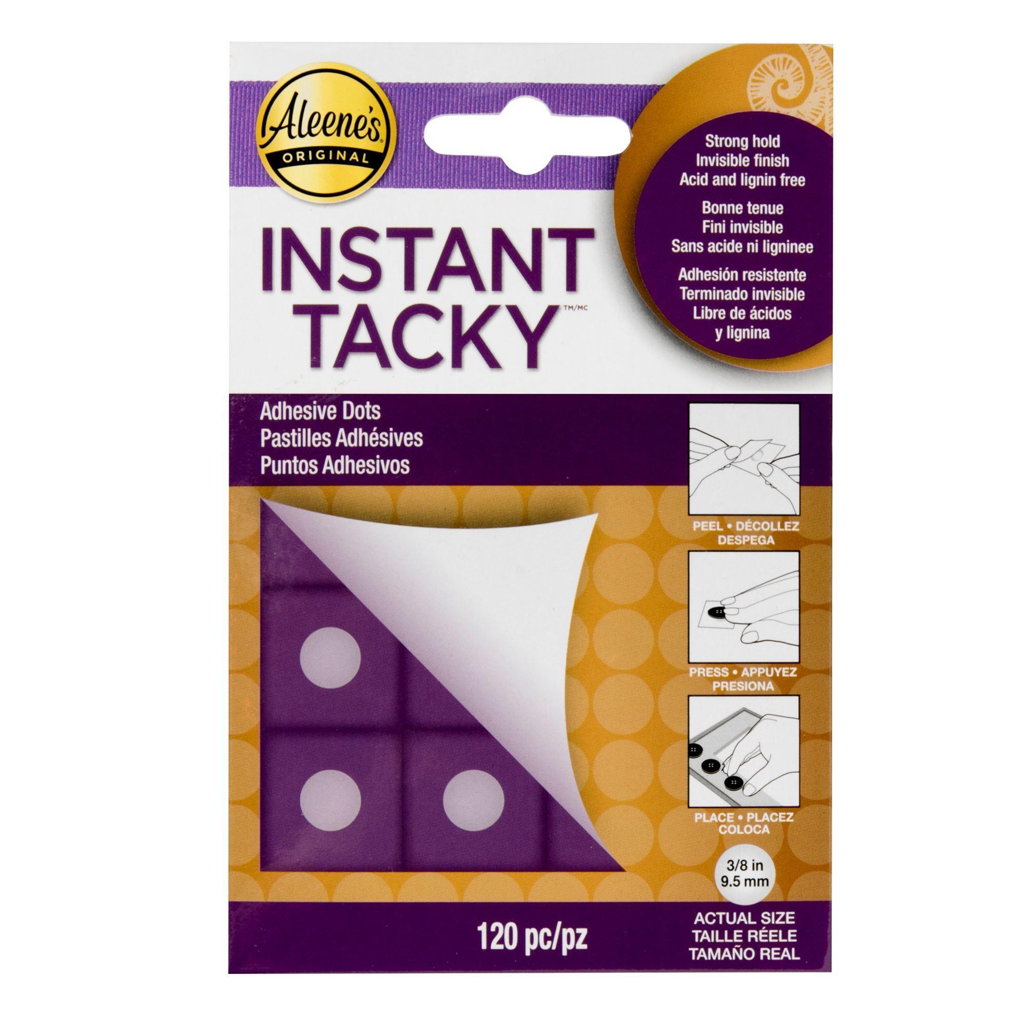 Aleene's Instant Tacky Dots