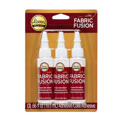 Aleene's Fabric Fusion Trial Size 3 Pack