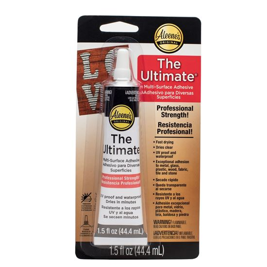 The Ultimate Multi Surface Adhesive