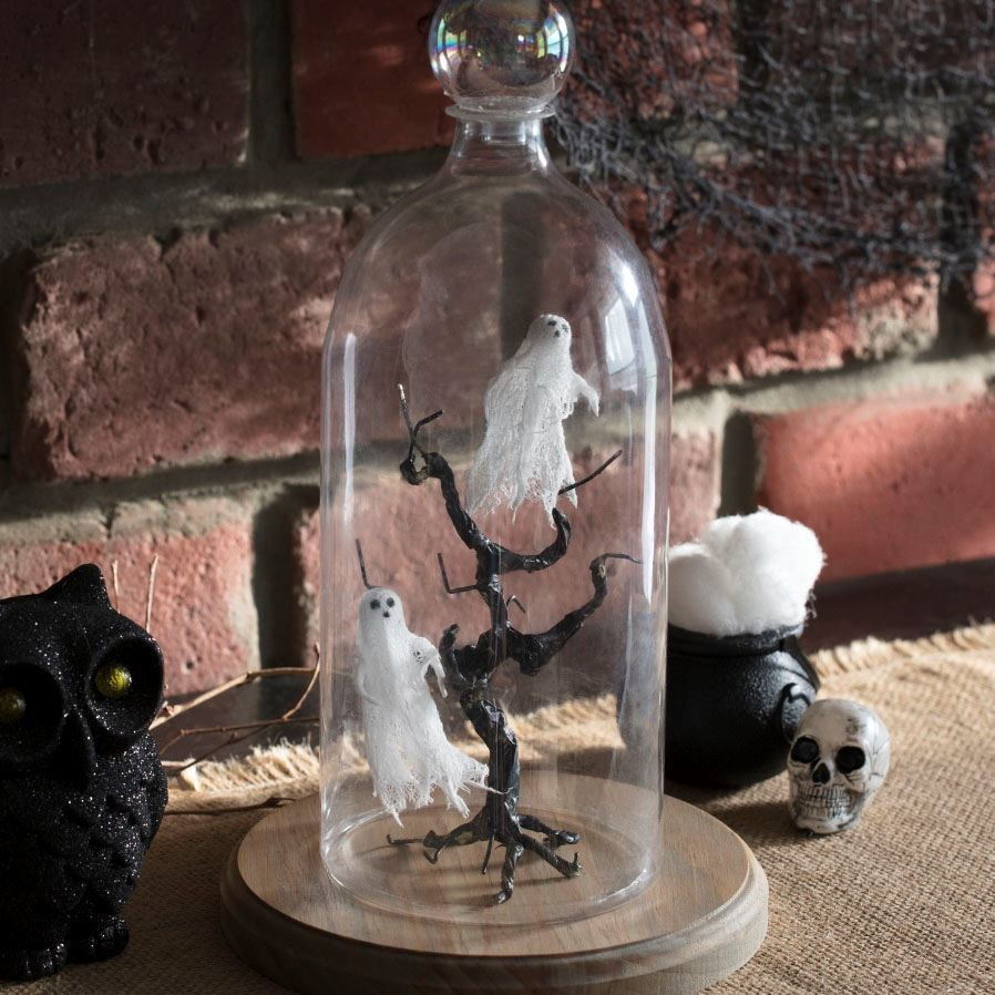 Picture of Stiffened Cheesecloth Ghosts