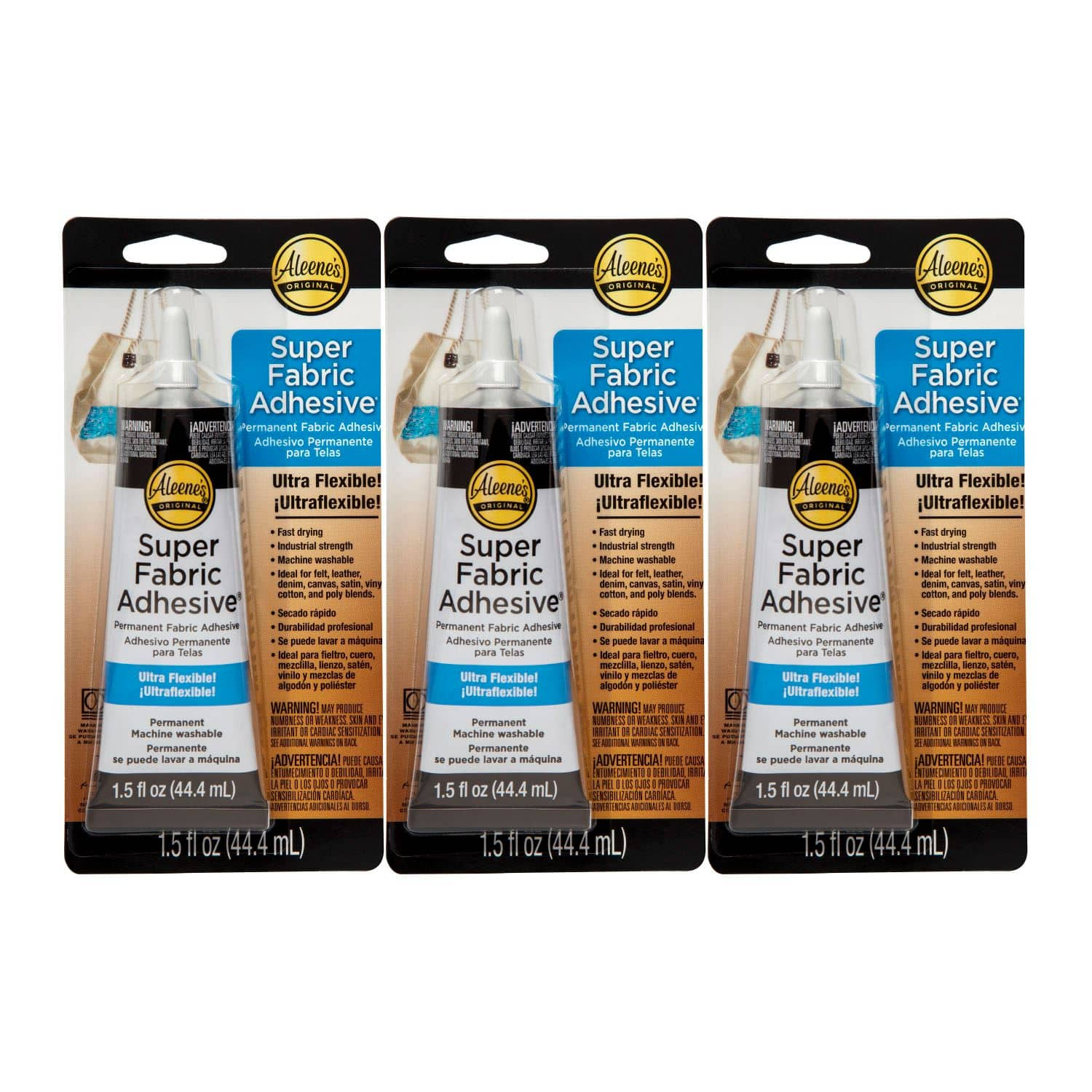 Picture of Aleene's® Super Fabric 1.5 oz. 3 Pack