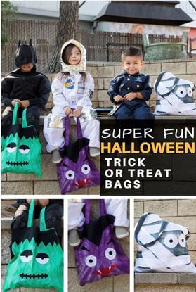 Picture of Trick or Treat Bags