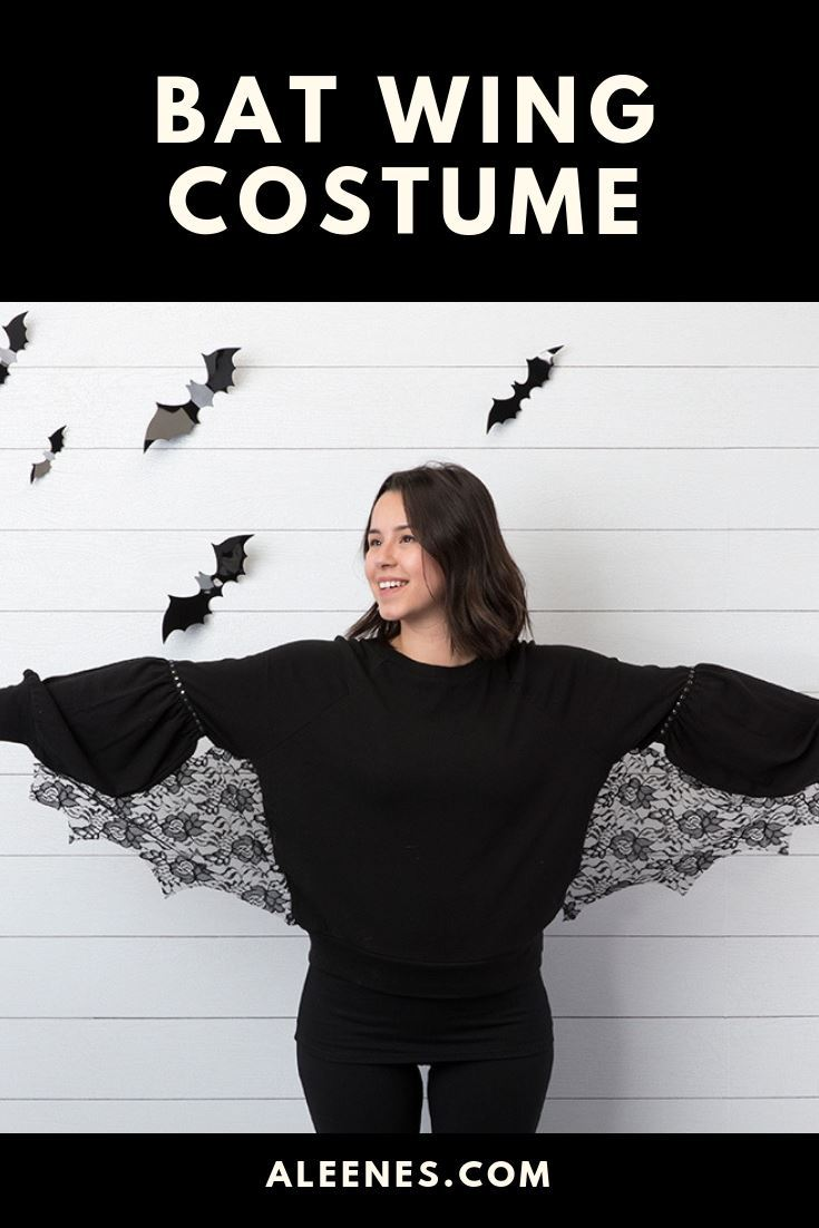 Picture of Easy Bat Costume DIY