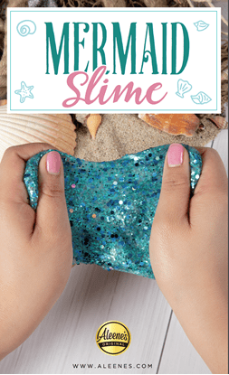 Picture of Mermaid Glitter Slime