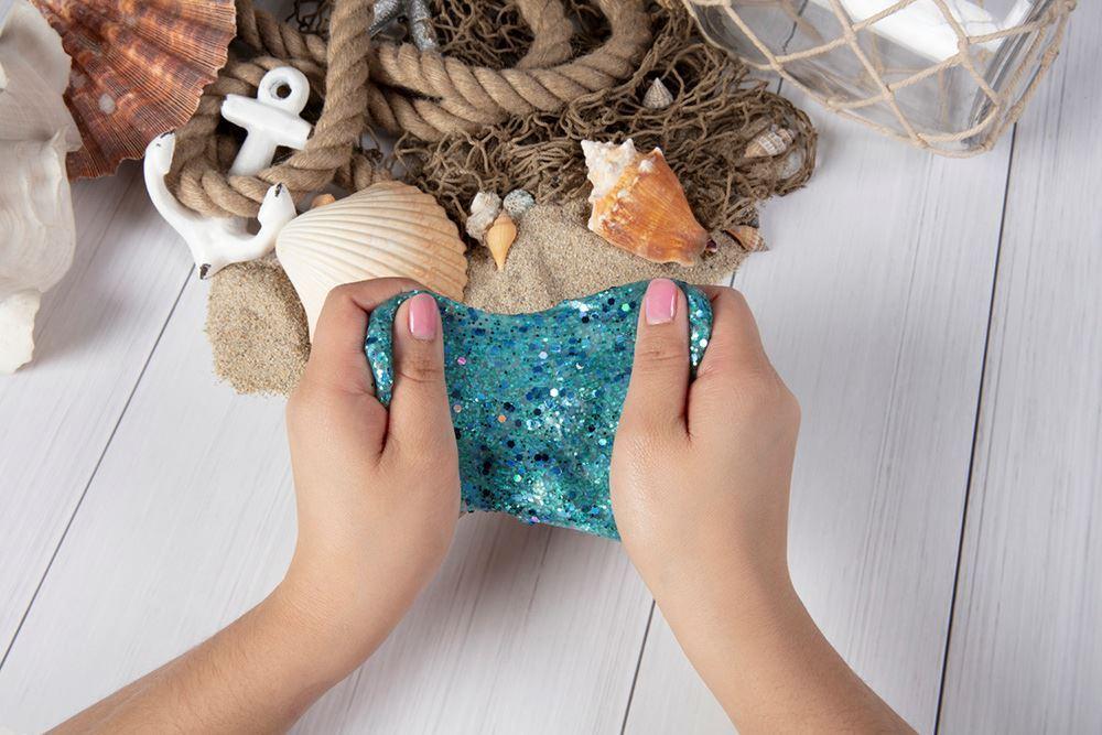 Aleene's Mermaid Glitter Slime