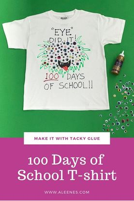 Picture of 100 Days of School Kid's T-shirt