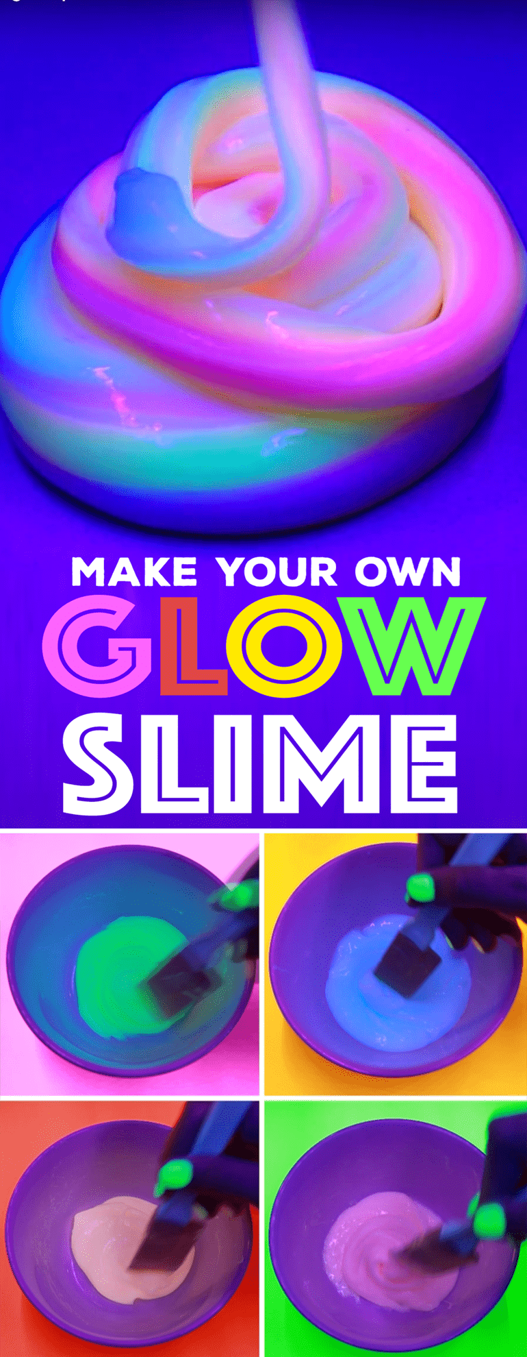 Aleene's Glow in the Dark Slime