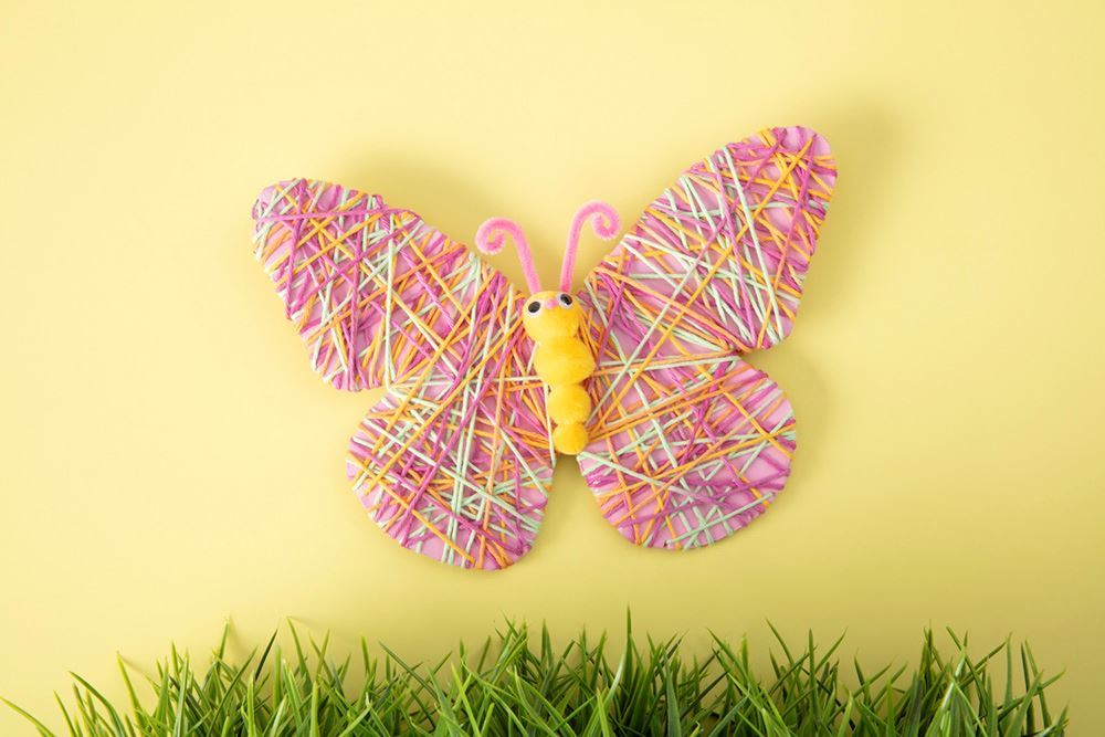 Aleene's Butterfly Craft