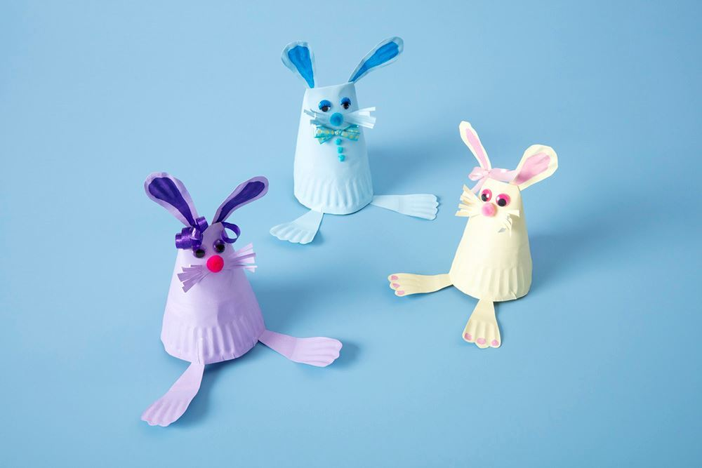 Picture of Paper Plate Bunnies