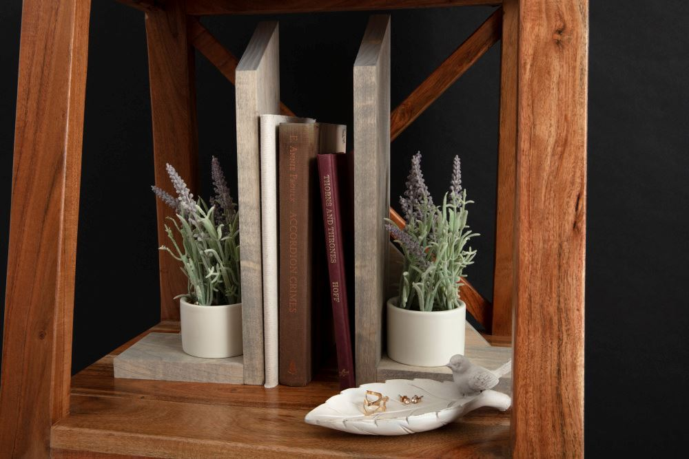 Picture of Custom Wood Bookends