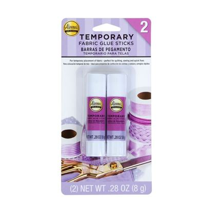 Aleene's Temporary Fabric Glue Sticks