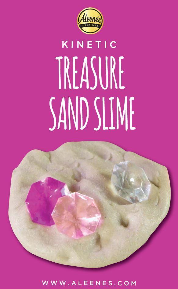 Picture of Aleene's Kinetic Sand Treasure Slime