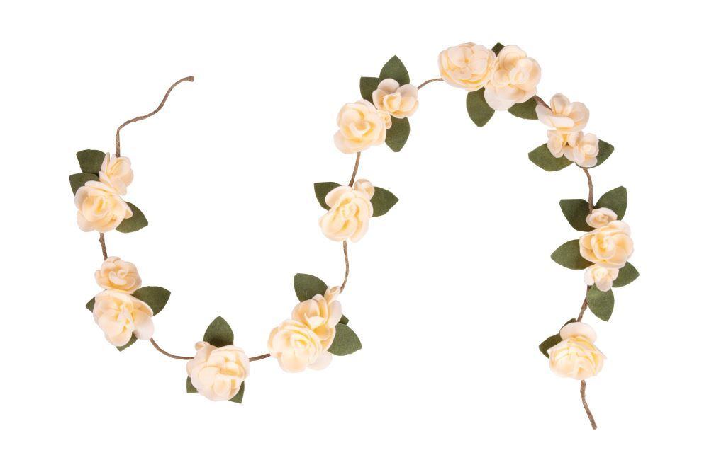 Aleene's Felt Flower Garland