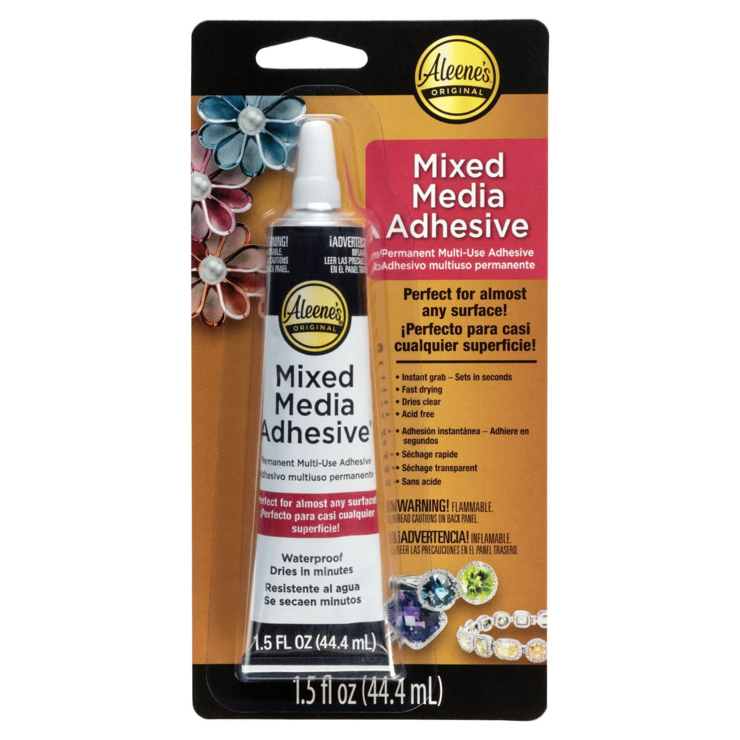 Picture of Aleene's® Mixed Media Adhesive 1.5 oz.