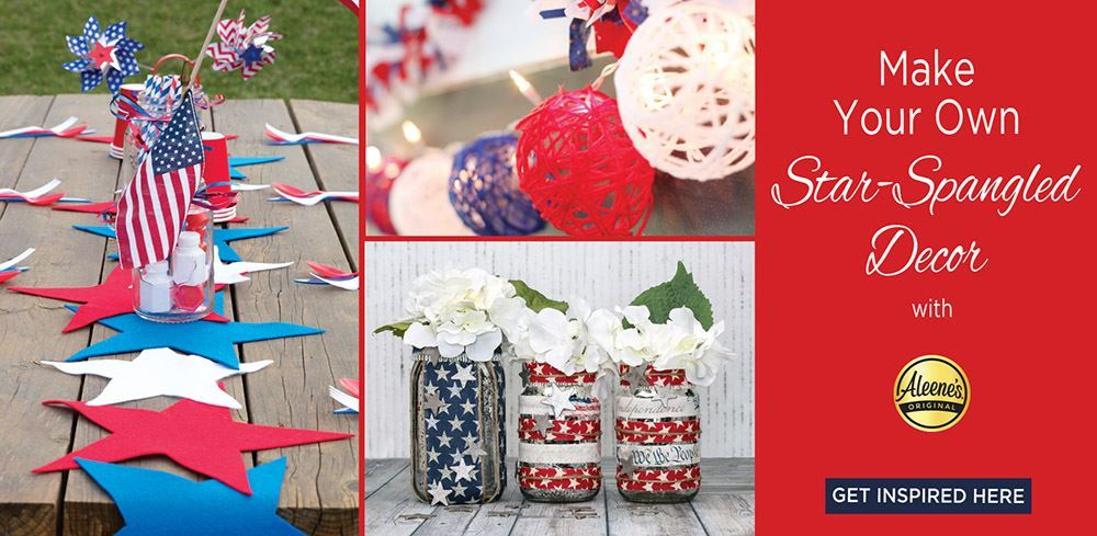 Picture of DIY Patriotic Decor