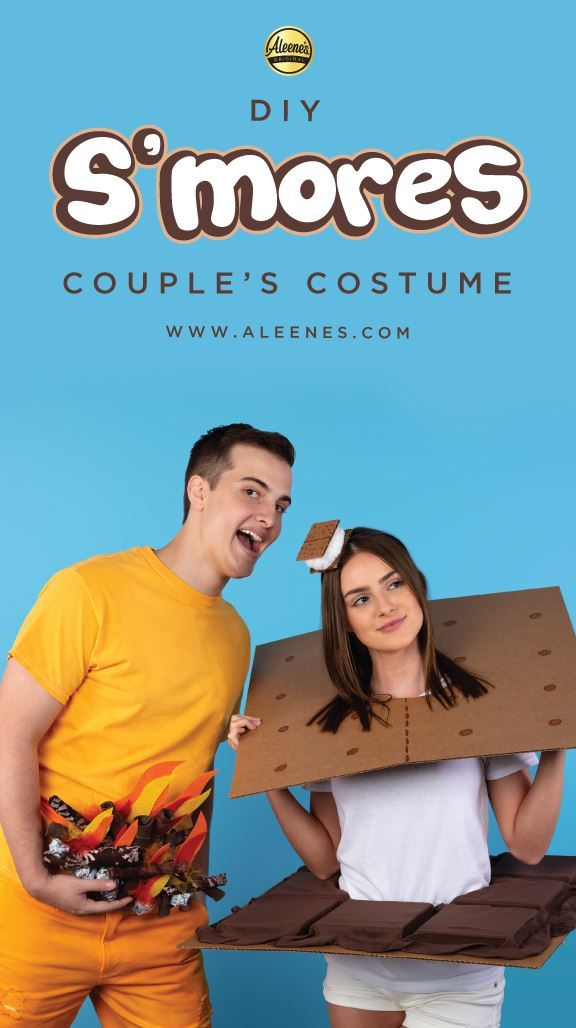 Picture of Aleene's S'mores Couple's Costume