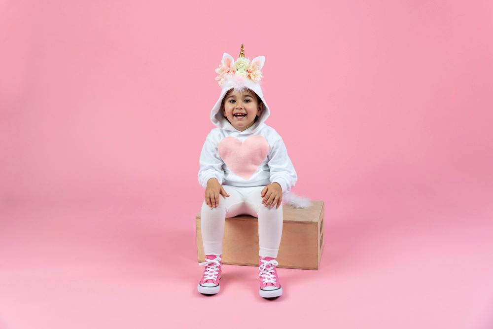 Aleene's No-Sew Unicorn Costume for Kids
