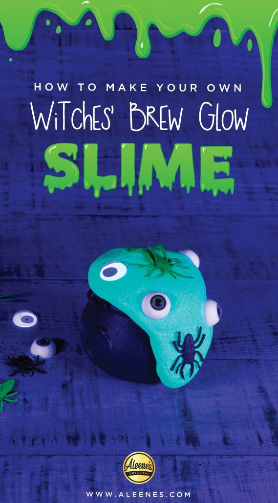 Picture of Aleene's Witches' Brew Glow Slime