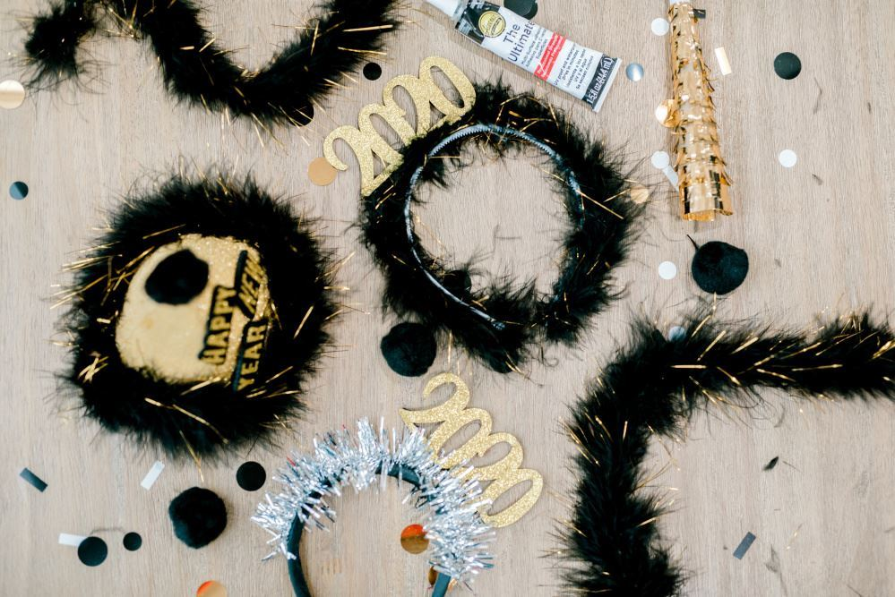Picture of DIY New Year's Headband