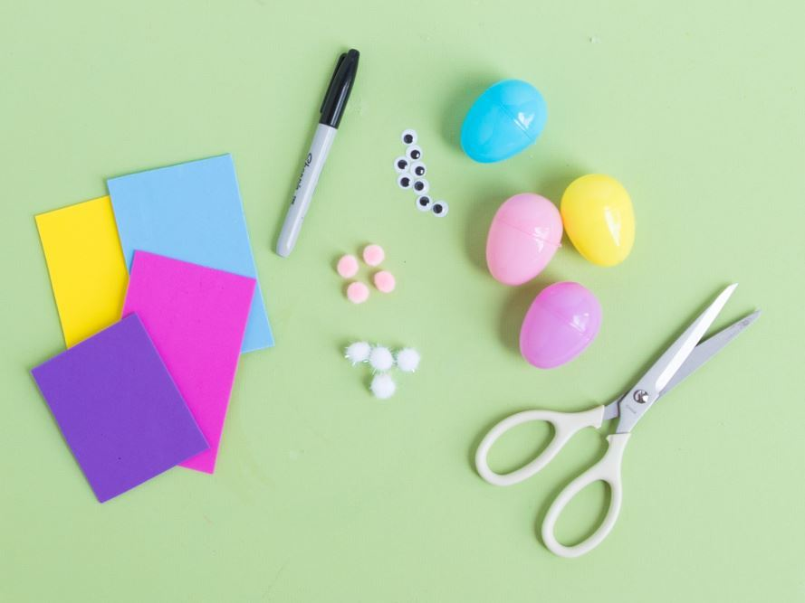 Aleene's Easy Easter Craft: Pastel Fluffy Slime