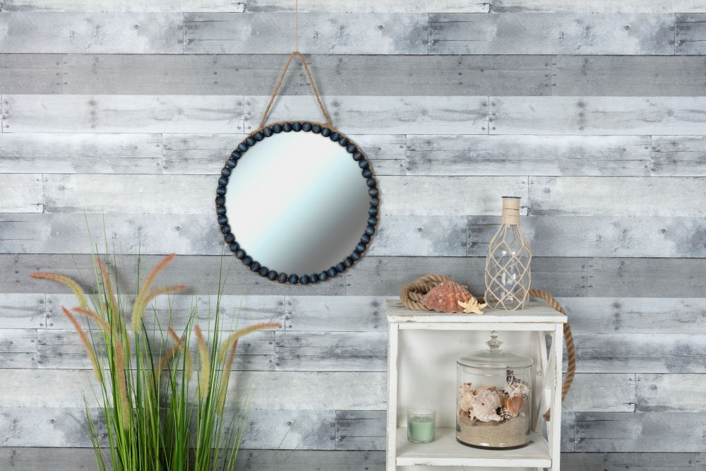 Picture of Wood Craft Idea: DIY Beaded Mirror