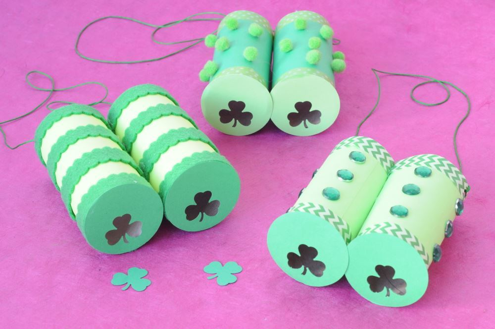 Aleene's Easy Paper Craft: Leprechaun Finder
