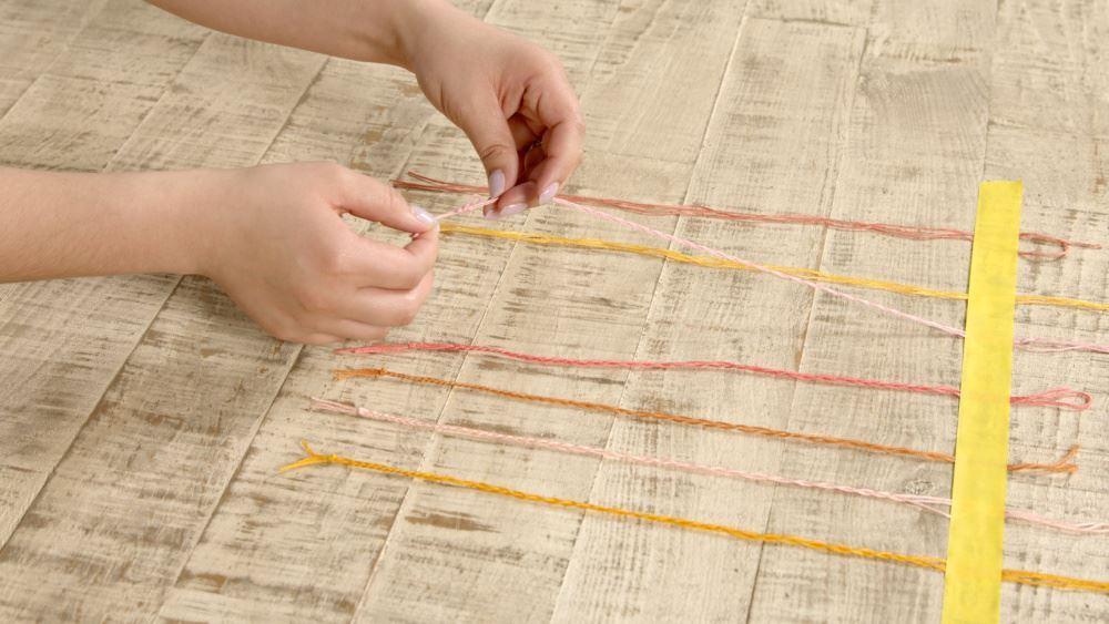Aleene's Pocket Full of Sunshine Quote Art Shirt - braid threads