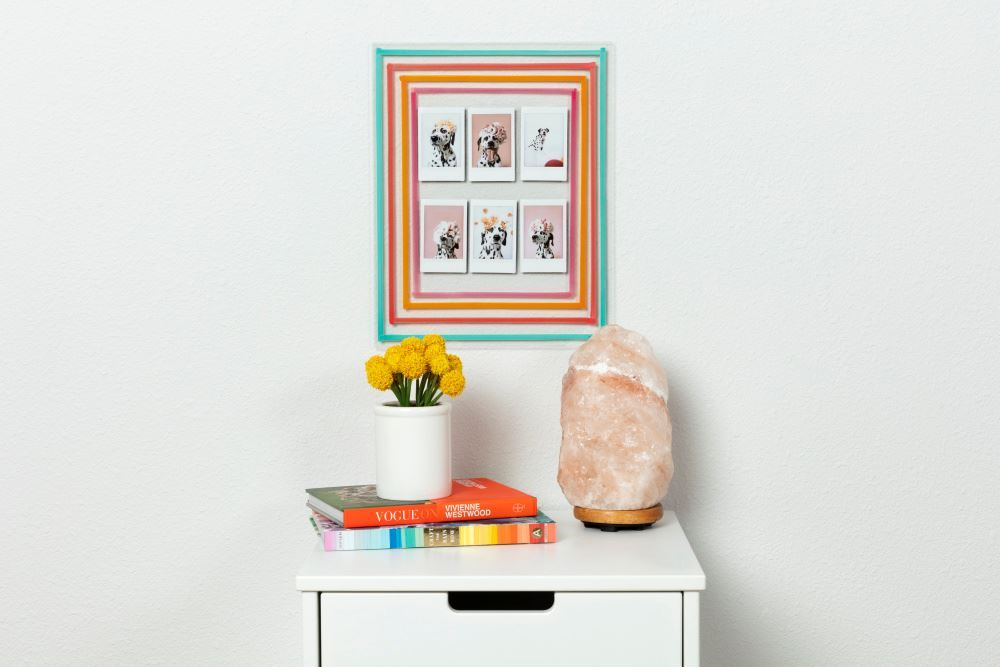 Picture of Easy Glass Panel Photo Frame